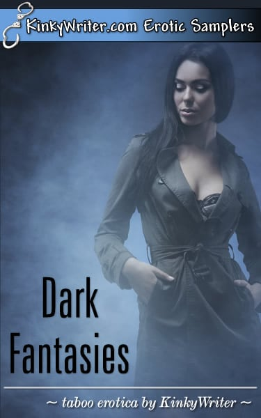 Book Cover for Dark Fantasies (by KinkyWriter)