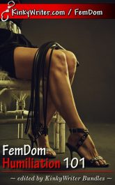 Book Cover for FemDom Humiliation 101 (by KinkyWriter)