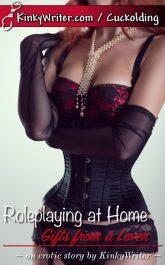 Book Cover for Roleplaying at Home: Gifts from a Lover (by KinkyWriter)