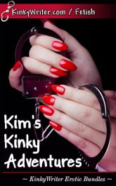 Book Cover for Kim's Kinky Adventures (by KinkyWriter)