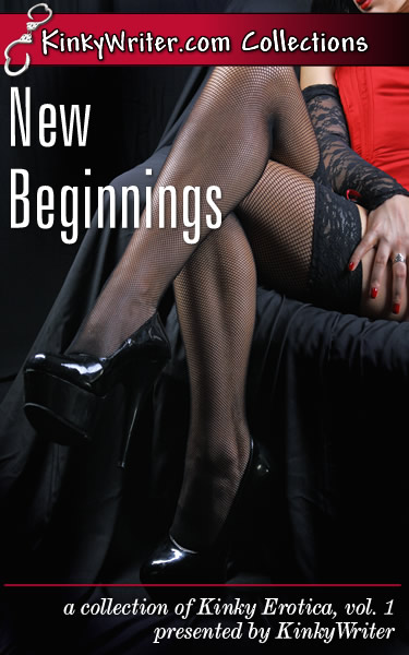 Book Cover for New Beginnings (by KinkyWriter)