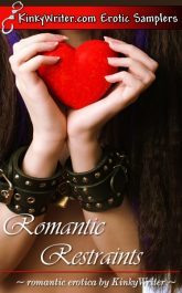 Book Cover for Romantic Restraints (by KinkyWriter)
