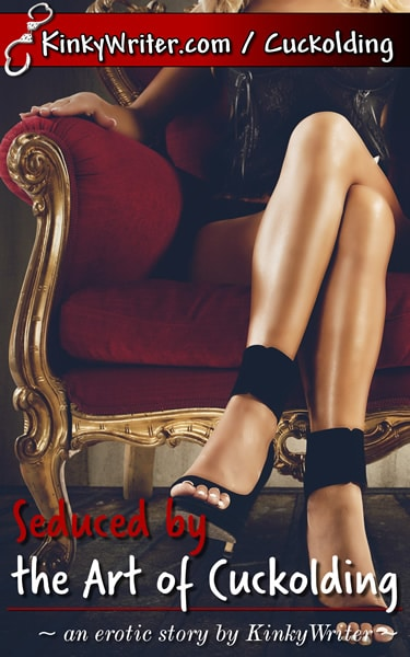Book Cover for Seduced by the Art of Cuckolding (by KinkyWriter)