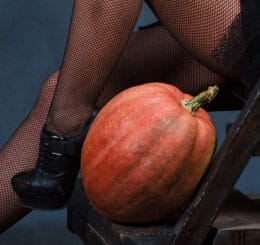 Cover Preview for The Halloween Cuckold (by KinkyWriter)